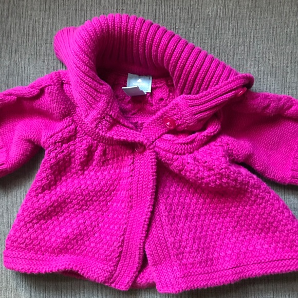 GAP Other - Baby Gap cardigan size 0-3